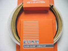 Alligator Sleek Glide Gear Cable System (sealed)