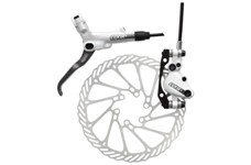Avid Elixir 5 Disc Brake Set - Front & Rear 160/160mm - White