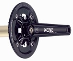 KCNC K-type FR1 - Freeride Crankset Double and Bash 32/22T