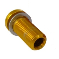 KCNC Alloy Gold Bolt M8x18mm SC11