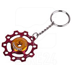 KCNC Jockey Wheel Keyrings
