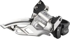 Shimano XT Front Derailleur M785 10spd Double Top Swing