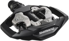 Shimano PD-M530 MTB SPD trail pedals - two-sided mechanism