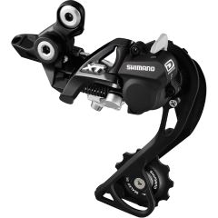 Shimano XT Rear Derailleur M786 10spd Shadow +