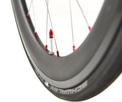 Carbon Race Tubeless Wheelset