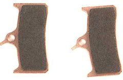 Halt Shimano XT 755/Hope Mono M4 compatible Sintered Brake Pads