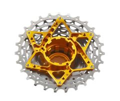 KCNC 10 Speed Ti Cassette - Road
