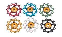 KCNC 10T Jockey Wheels - Ceramic Bearing